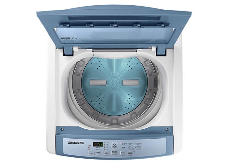 máy giặt cửa trên quen thuộc