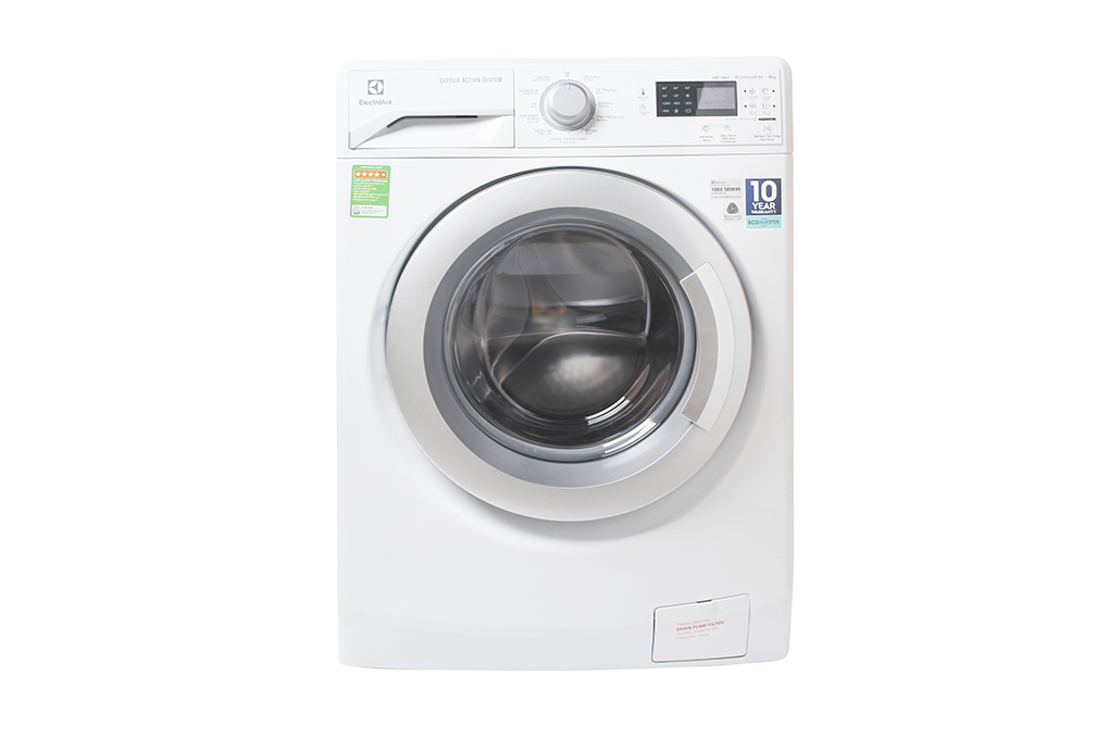 Máy giặt Electrolux Inverter 8 kg EWF12853 hình 1