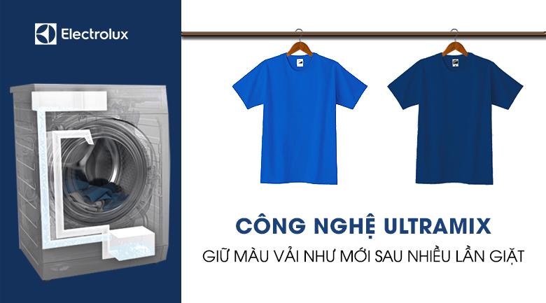 Công nghệ UltraMix - Máy giặt Electrolux Inverter 11 kg EWF14113