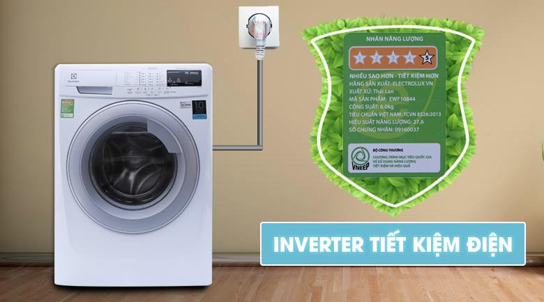 Máy giặt Electrolux EWF10844 - Điện máy XANH