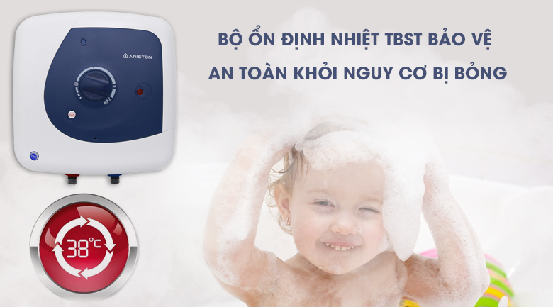 Bộ ổn định nhiệt TBST - Bình nóng lạnh Ariston 30 lít STAR B 30 R 2.5 FE
