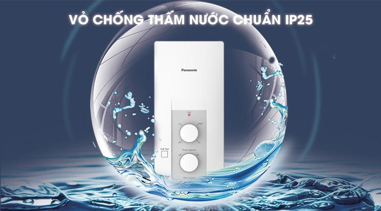 IP25 - Máy nước nóng Panasonic DH-3RL2VH 3.5KW