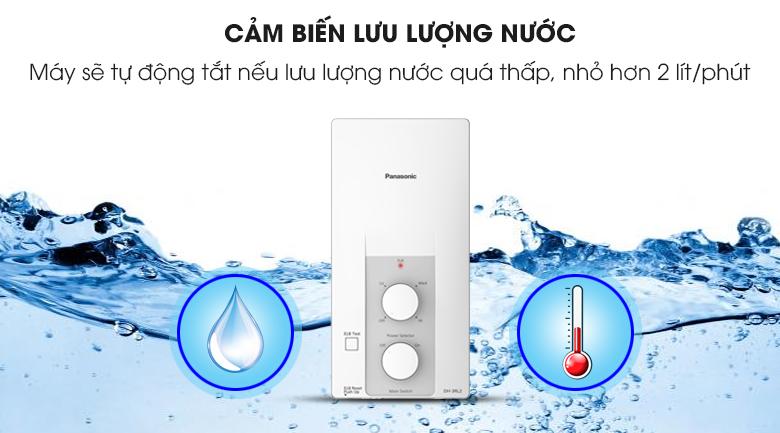 Cảm biến lưu lượng nước - Máy nước nóng Panasonic DH-3RL2VH 3.5KW