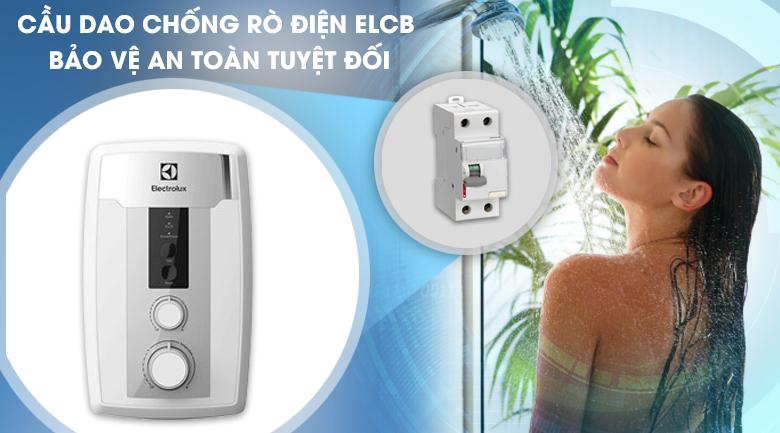 Cầu dao ELCB - Máy nước nóng EWE351HB-DWS2