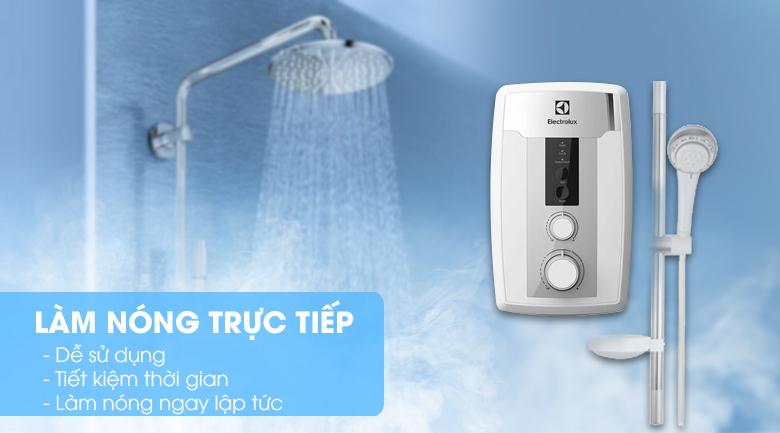 Làm nóng trực tiếp - Máy nước nóng EWE451HB-DWS2