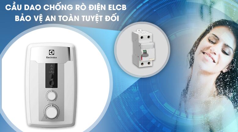 Cầu dao ELCB - Máy nước nóng EWE451HB-DWS2