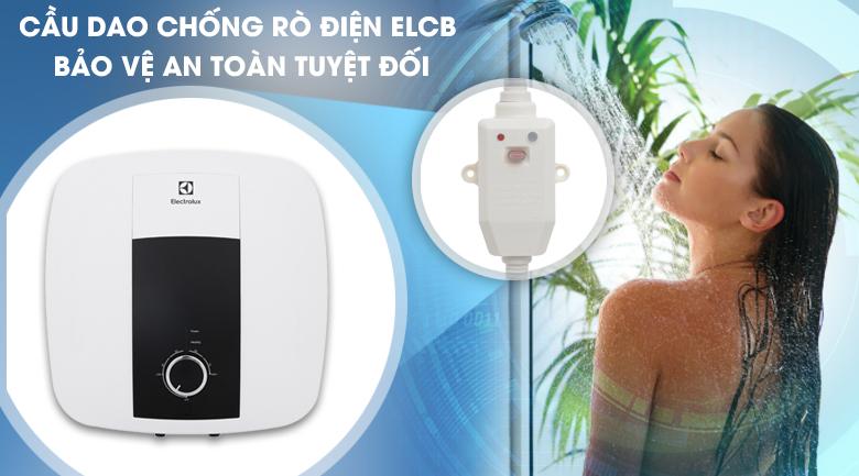 ELCB - Bình nước nóng Electrolux 15 lít EWS152DX-DWM