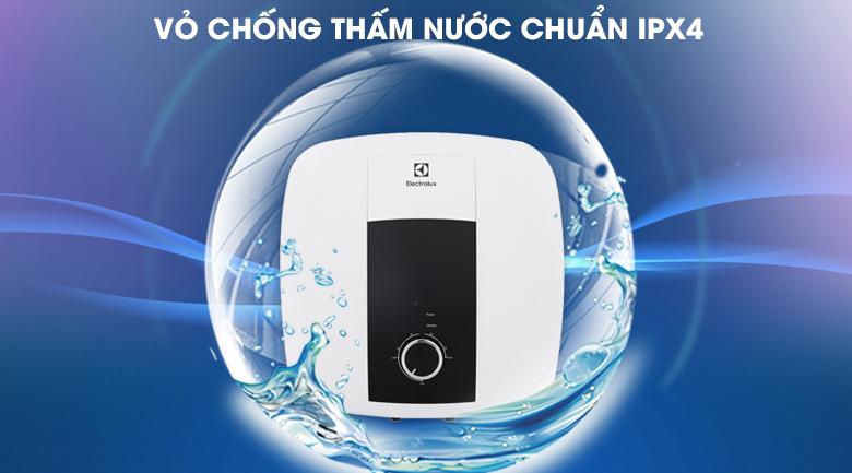IPX4 - Bình nước nóng Electrolux 15 lít EWS152DX-DWM