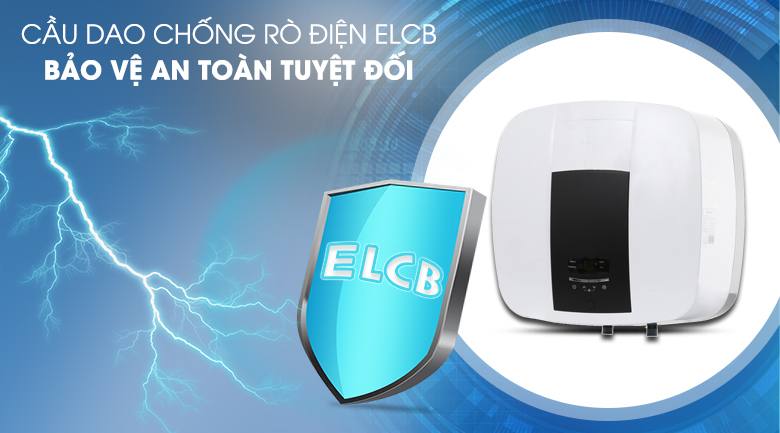 ELCB - Bình nước nóng Electrolux EWS302DX-DWE 30 lít