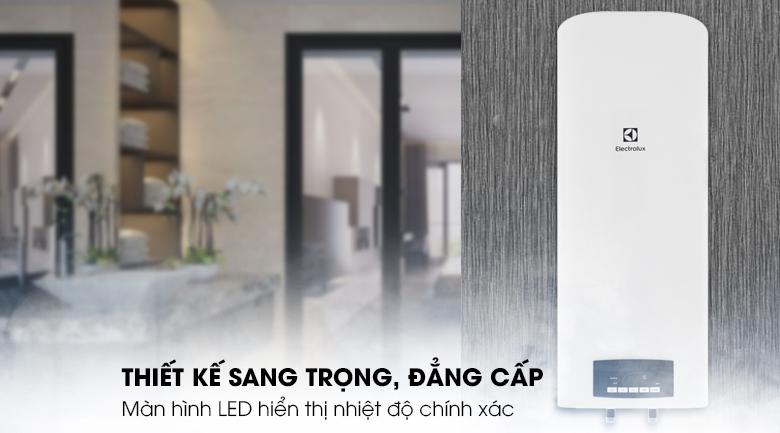Màn hình LED - Bình nước nóng Electrolux EWS502DX-DWE 50 lít