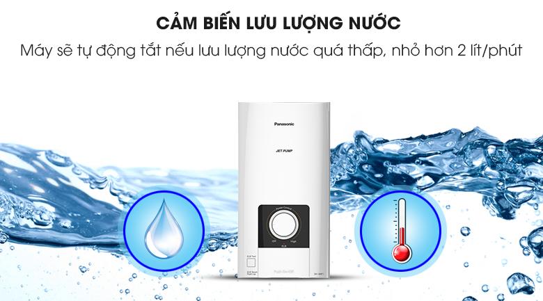 Cảm biến lưu lượng nước - Máy nước nóng Panasonic DH-4NP1VW