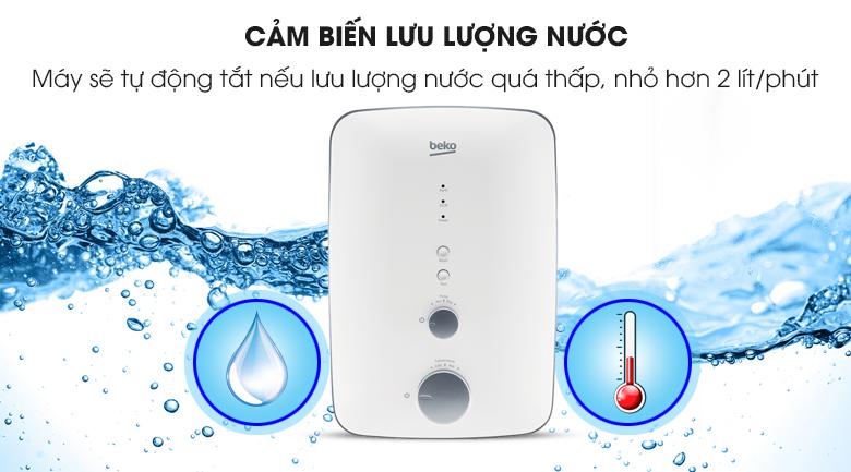Cảm biến lưu lượng nước - Máy nước nóng Beko BWI35S1A-213