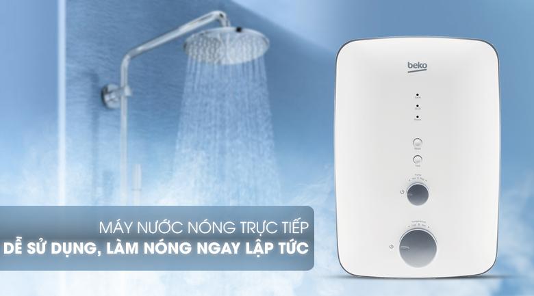 Làm nóng trực tiếp - Máy nước nóng Beko BWI45S1A-213