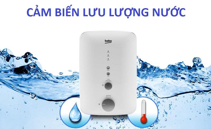 Cảm biến lưu lượng nước - Máy nước nóng Beko BWI45S1A-213