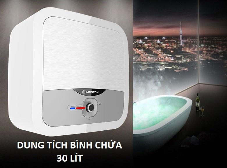 Dung tích 30 lít - Máy nước nóng Ariston AN2 RS 30 lít