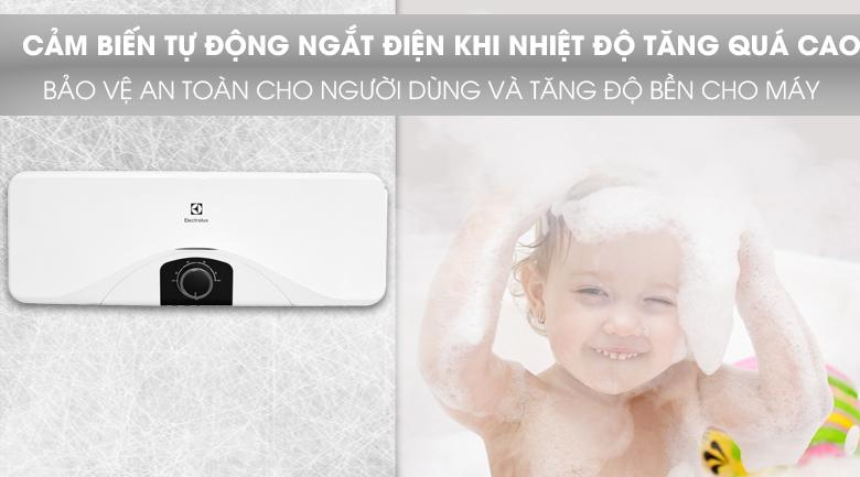 Cảm biến nhiệt - Bình nóng lạnh Electrolux EWS202DX-DWM 20 lít