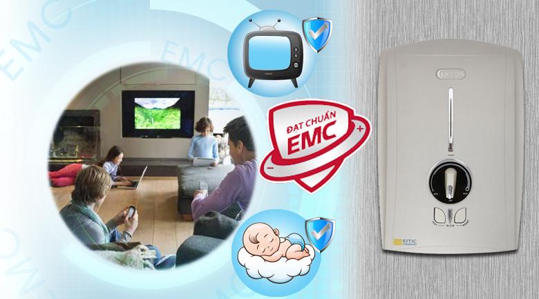 Tương thích điện từ đạt chuẩn EMC - Máy nước nóng Centon GD600E 4500W