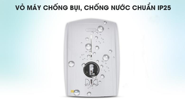 Vỏ chống thấm nước IP25 - Máy nước nóng Centon GD600ESP 4500W