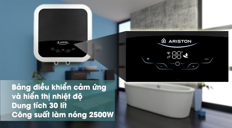 Máy nước nóng Ariston 30 lít AN2 30 TOP WIFI