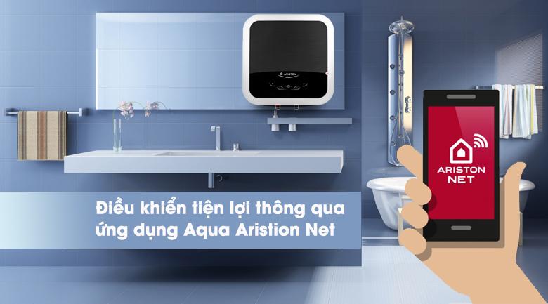 Aqua Aristion Net - Máy nước nóng Ariston 30 lít AN2 30 TOP WIFI