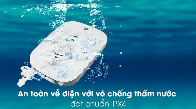 Máy nước nóng Ferroli MIDO-MSP 4.5S 4500W - Vỏ chống thấm nước IP25