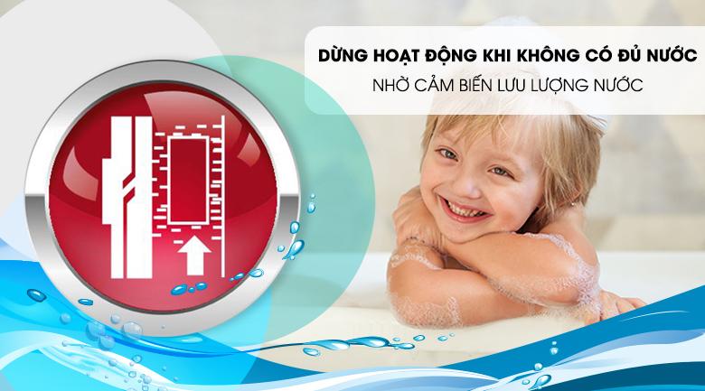 Máy nước nóng Panasonic DH-4RL1VW 4500W -  Có cảm biến lưu lượng nước