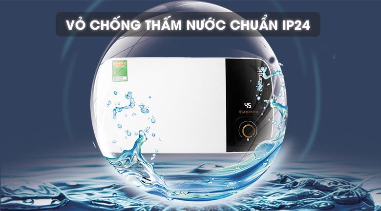Bình nước nóng Atlantic Neo Max SWH 20H M-2 823017 - Lớp vỏ đạt chuẩn IP24