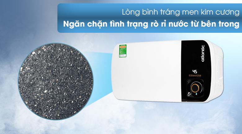 Bình nước nóng Atlantic Neo Max SWH 20H M-2 823017 - Lòng bình tráng men kim cương
