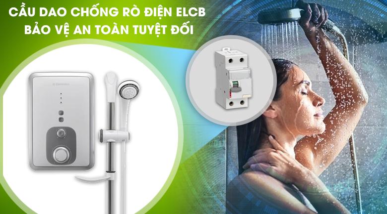 ELCB - Máy nước nóng Electrolux EWE351BA-DW 3.5 kW