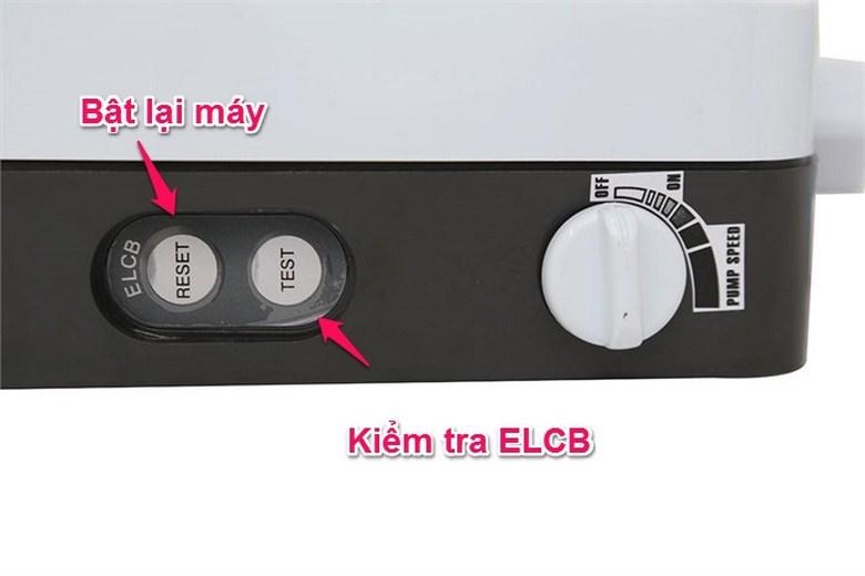 Chống giật điện ELCB