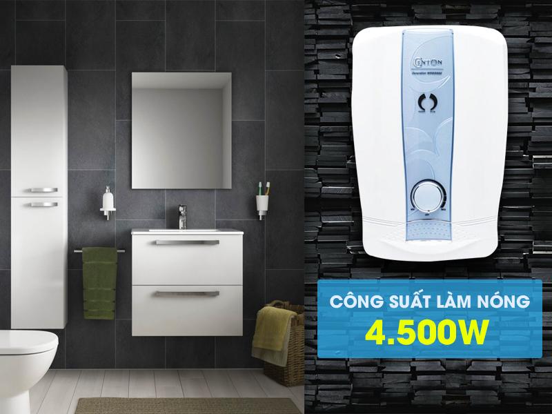 Máy nước nóng Centon 8998EP