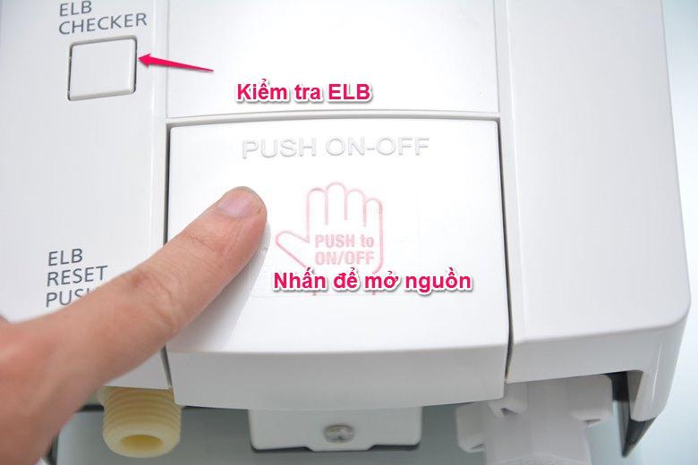 Tự ngắt điện ELB an toàn