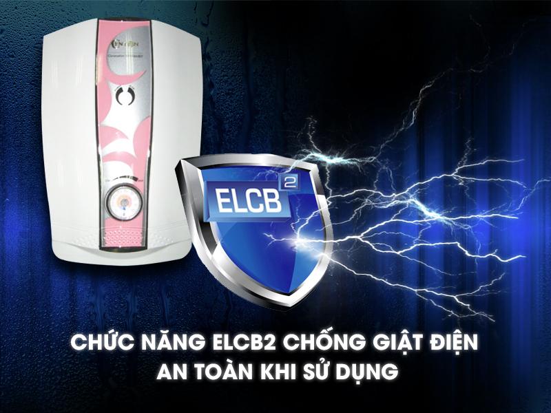 Chức năng chống điện giật ELCB