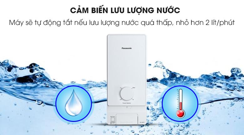 Cảm biến lưu lượng nước - Máy nước nóng Panasonic DH-4MS1VW 4.5kW