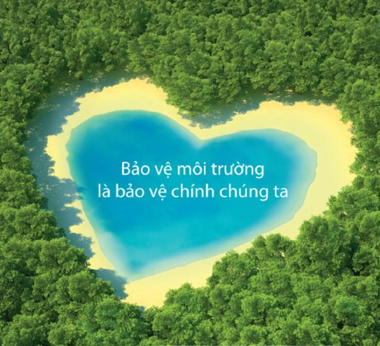 Góp phần bảo vệ môi trường