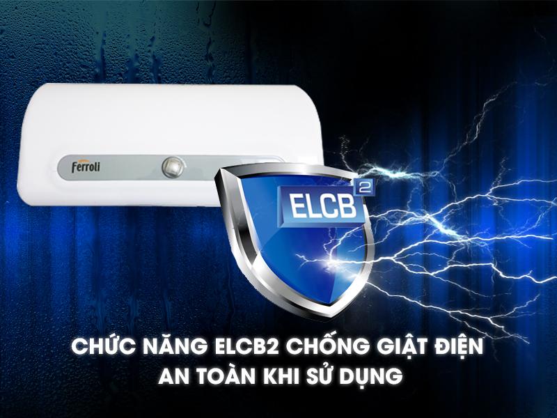 Chế độ chống điện giật ELCB