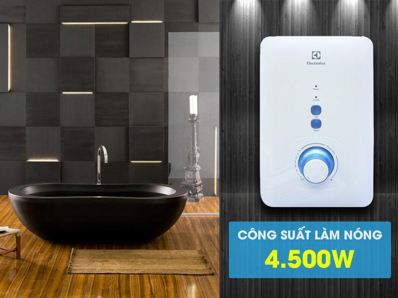 máy nước nóng Electrolux EWE451AX-DWB 4500 W