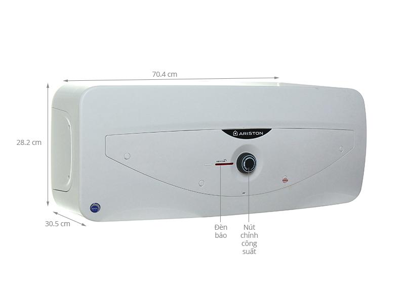 Thông số kỹ thuật Máy nước nóng Ariston SL 20B 20 lít