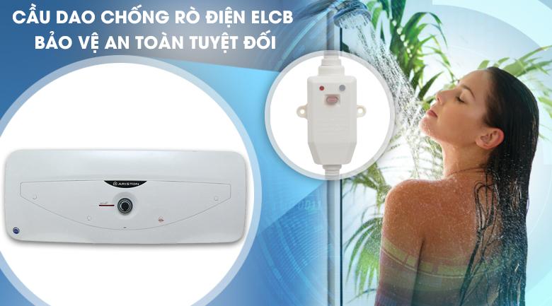 ELCB - Bình tắm nóng lạnh Ariston SL 20B 20 lít