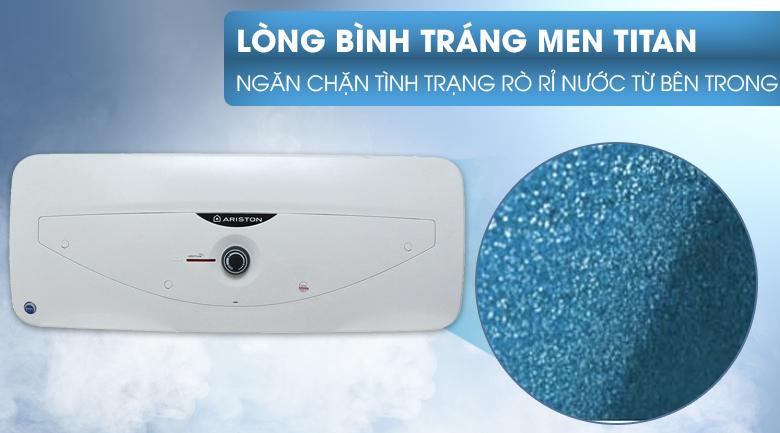 Lòng bình tráng men Titan - Bình tắm nóng lạnh Ariston SL 20B 20 lít