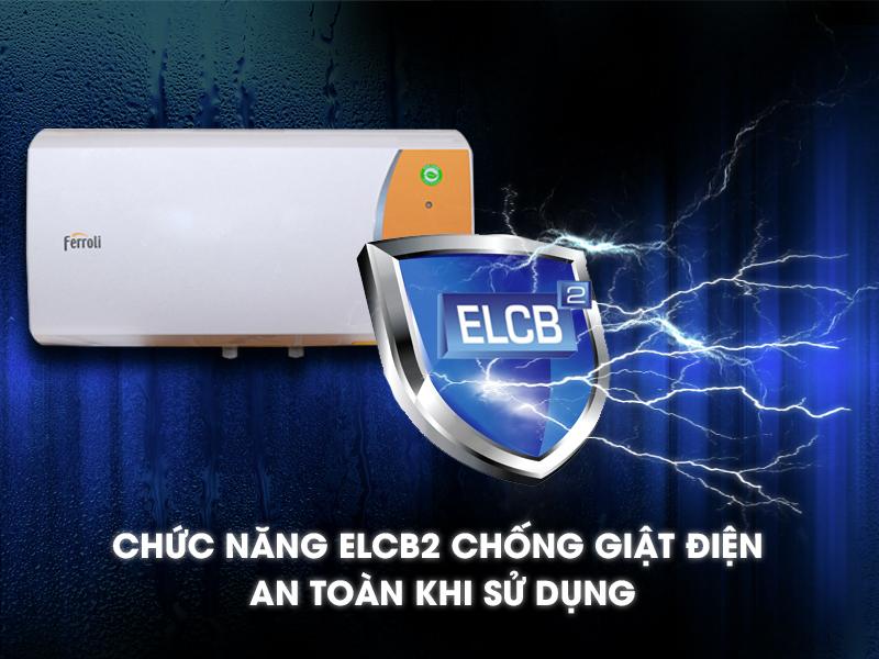 Bảo vệ người dùng với dây nguồn chống giật ELCB