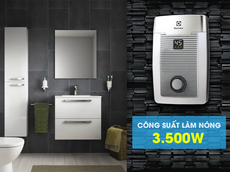 Máy nước nóng Electrolux EWE351TX-DCC2 3500 W