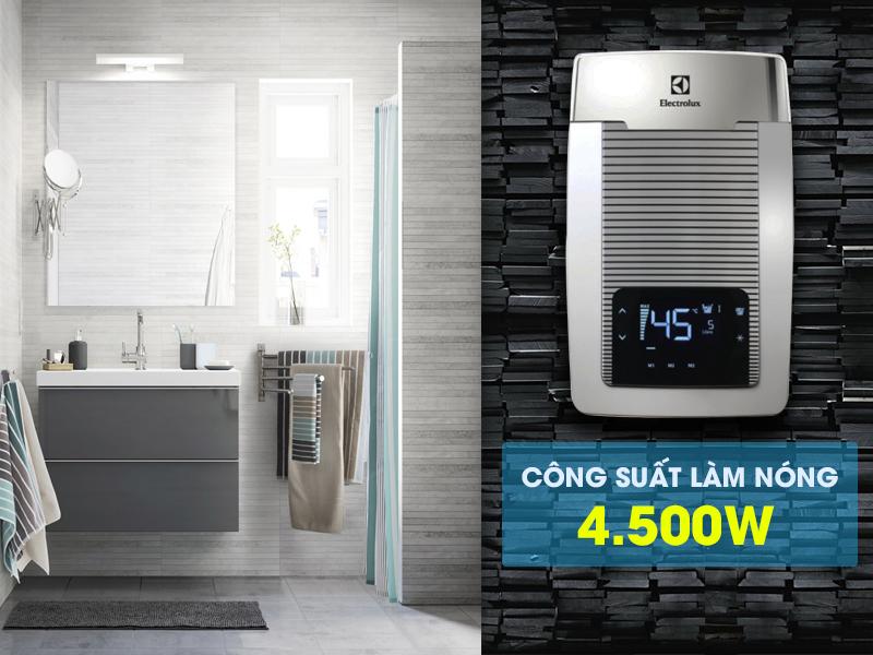 Máy nước nóng Electrolux EWE451TX-DCT2 4500 W
