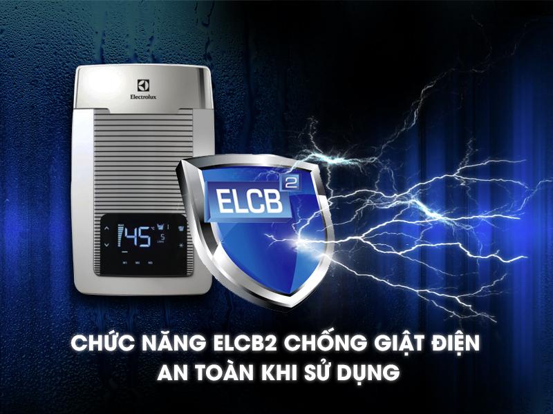 Bộ chống rò rỉ điện thông minh ELCB