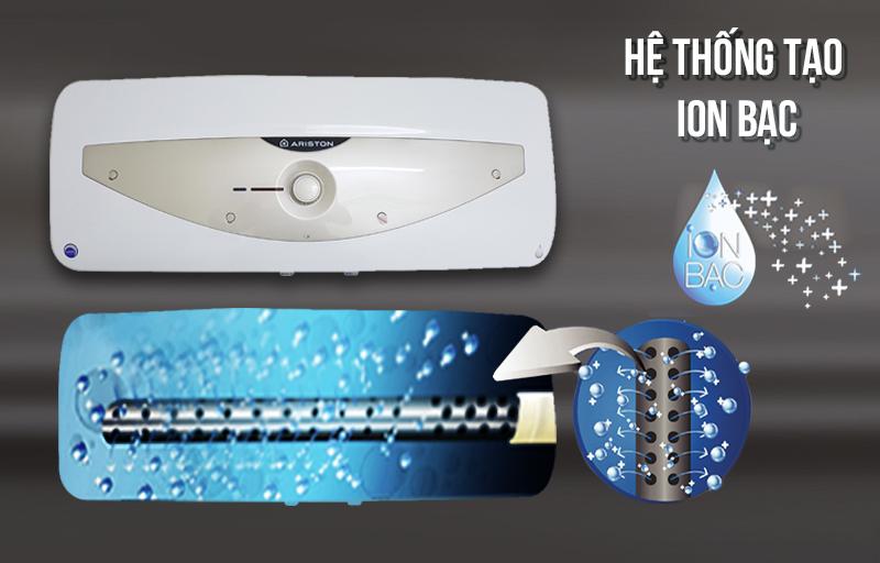 Công nghệ Ion bạc Ag+ diệt vi khuẩn