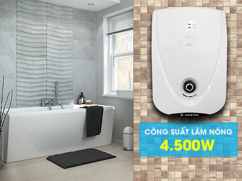 Máy nước nóng Ariston VR-E4522E-WH W/White