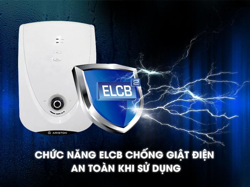 Bảo vệ an toàn về điện nhờ ELCB2