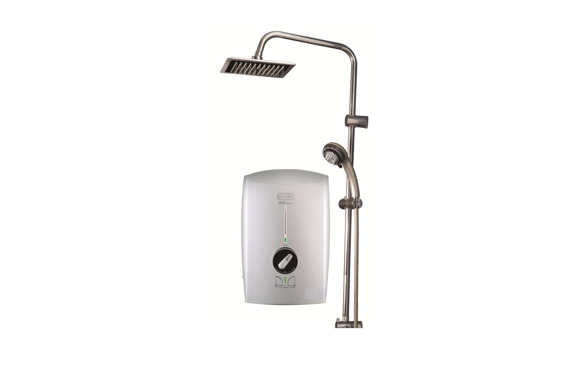 Thiết kế máy nước nóng Centon GD600ESP RS