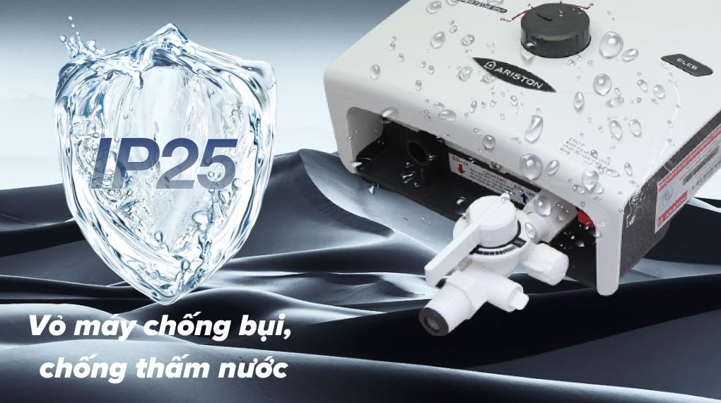 Vỏ ngoài chống thấm nước - Máy nước nóng Ariston SB35E-VN