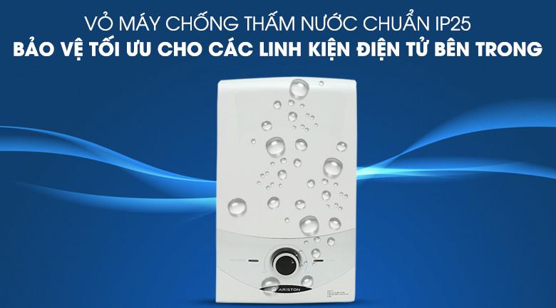 Vỏ chống thấm IP25 - Máy nước nóng Ariston SM45PE-VN